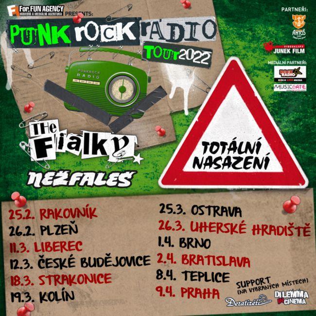 PUNKROCK RADIO TOUR 2022