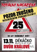 ZRUSENY UNPLUGGED