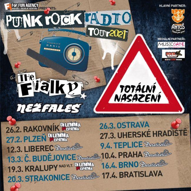 PUNKROCK RADIO TOUR 2021