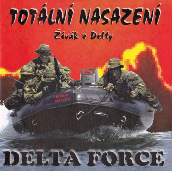 Delta Force   živák z Delty